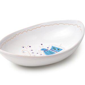 Piatto da spaghettata in ceramica